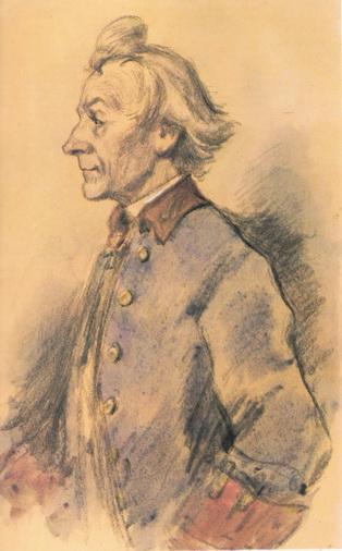 К.И.Рудаков. Суворов