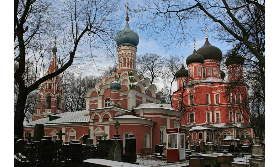 Донской монастырь основан царем Феодором Иоанновичем в честь Донской иконы Божией Матери в благодарность за...